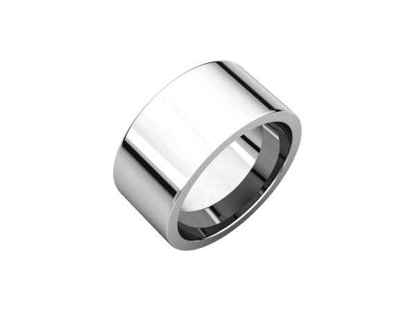 Men's Wedding Bands - 10mm Wedding Band