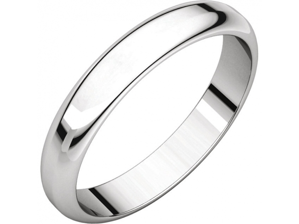 3.5mm Wedding Band by Stuller