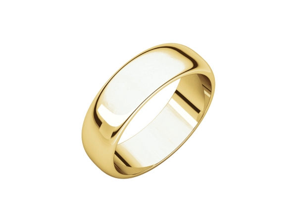 Wedding Bands - 6.5mm Wedding Band