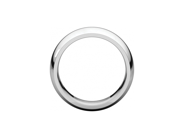 Men's Wedding Bands - 9mm Wedding Band - image #2