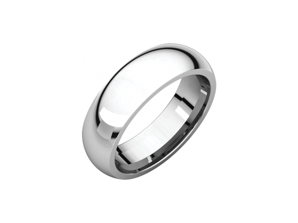 Wedding Bands - 6mm Wedding Band