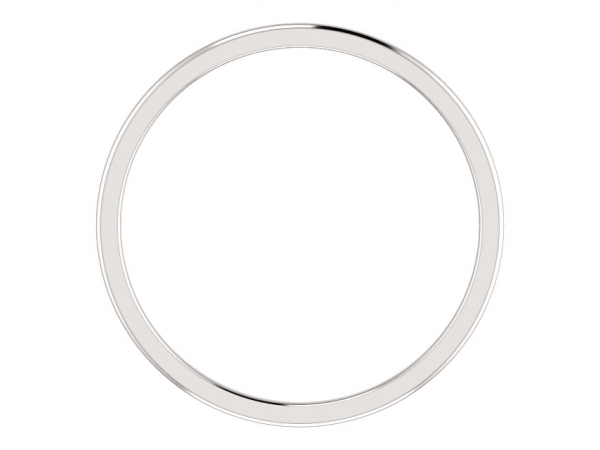 Wedding Bands - Comfort-Fit Bands - image 2